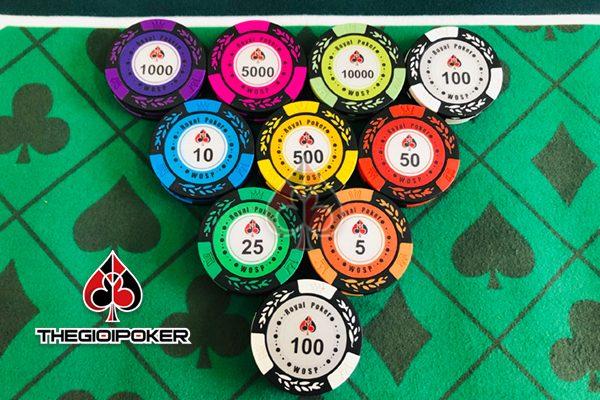 phỉnh poker 300 chip poker royal casino chất liệu clay tiêu chuẩn casino quốc tế