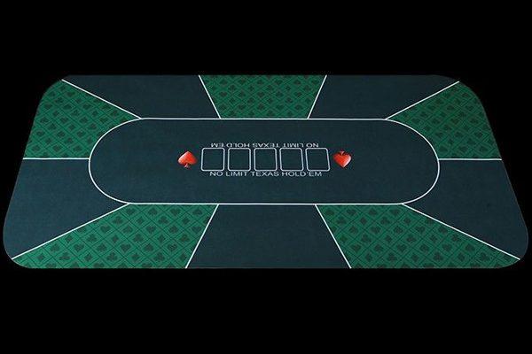 thảm poker green cao su tiêu chuẩn quốc tế